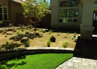 Front Yard Renovation - After 2